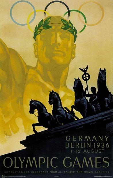 1936 Olympic Games (Artatm)