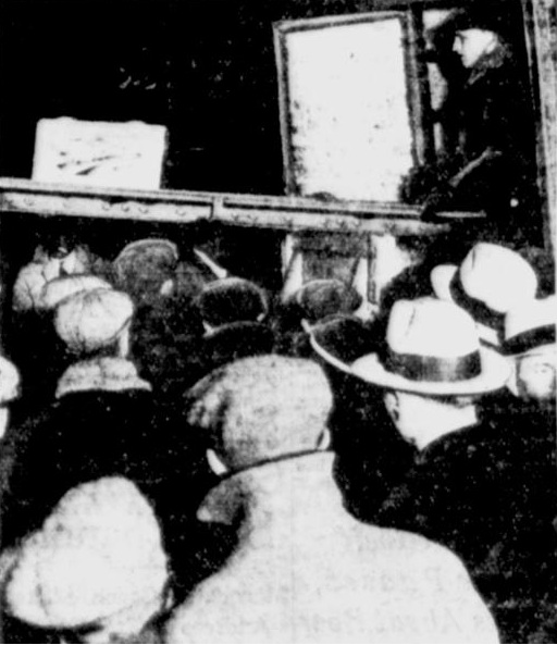 First Cases of Blatz Beer Heading to Trucks (Milwaukee Journal April 7, 1933)