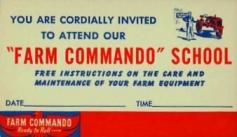 """""""Farm Commando"""" school"""