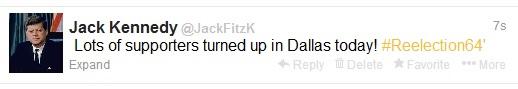 JFK Tweet1