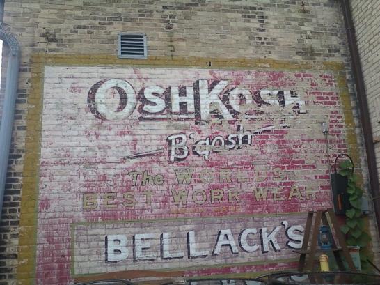 """""""Oshkosh B'gosh"""" in Columbus, Wisconsin"""