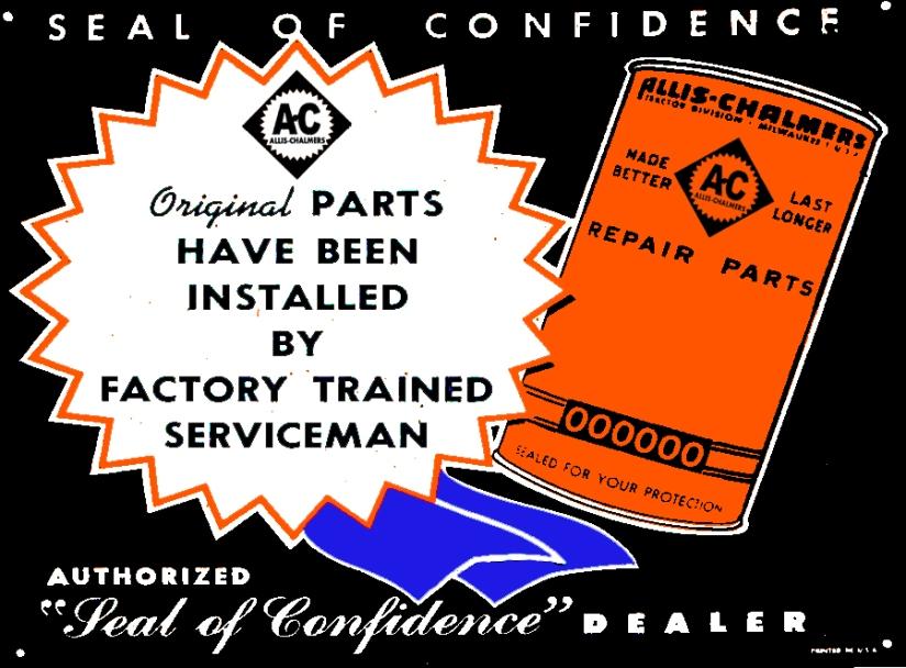 Allis Chalmers Parts & Service