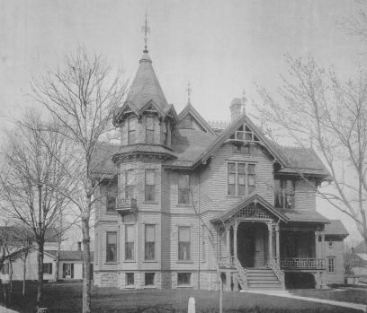 Morgan House (1887)