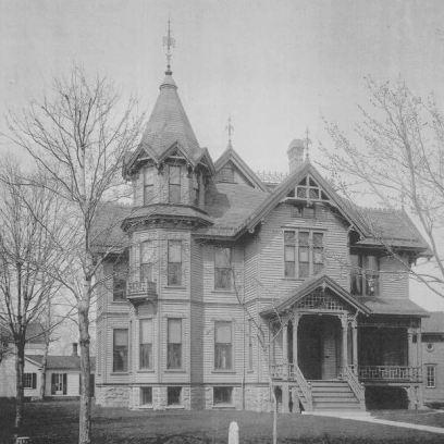 Morgan House (1887)
