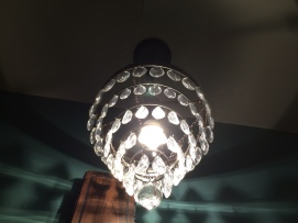 Beautiful pendant light