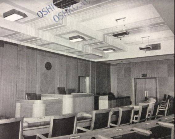 County Board Room