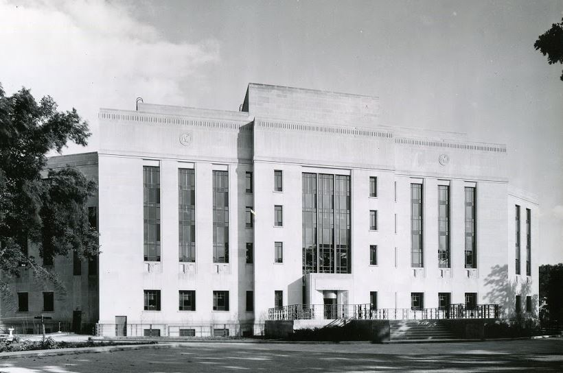 Winnebago County Courthouse 1938