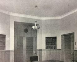 Judge's Chamber