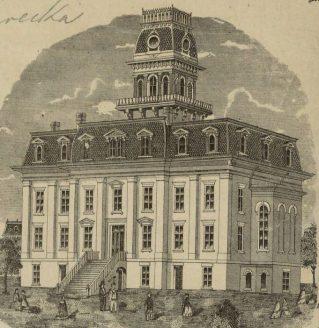 1872 Exterior Alteration