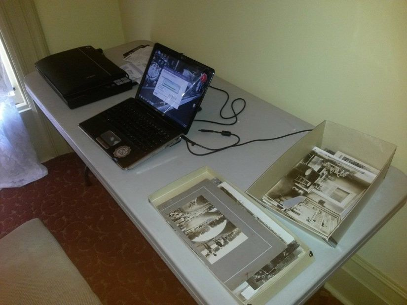 Cataloging Work Station