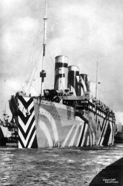HMS Olympic