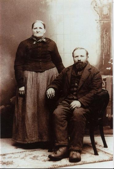 Johann & Caroline Fraederich