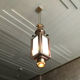 Winnebago County Courthouse Light Restoration