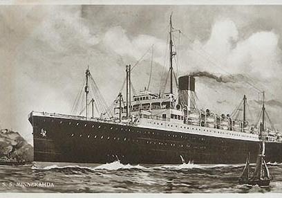 SS Minnekahda
