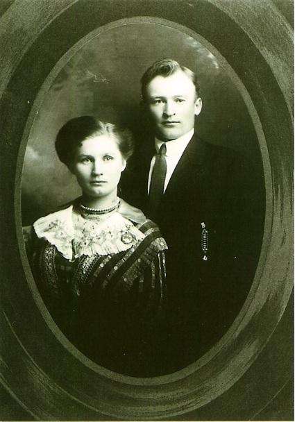 Ella & Arthur Frederick